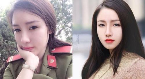 ตำรวจ เวียดนาม_phuong-thuy-police-girl-2