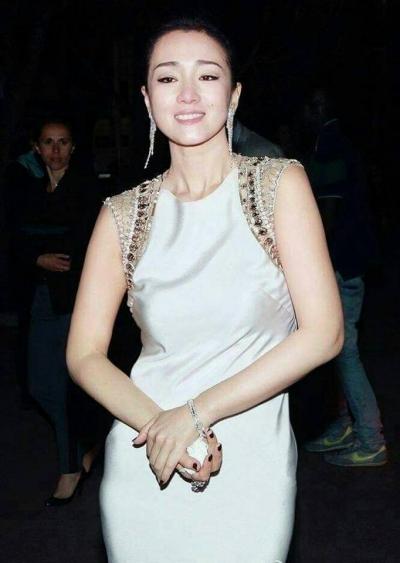 นางเอกจีน แพง ที่สุด ค่าตัว_Gong-Li1