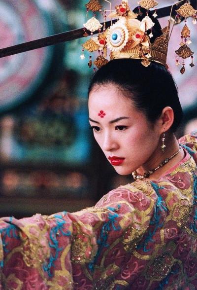 นางเอกจีน แพง ที่สุด ค่าตัว_Zhang-Ziyi2
