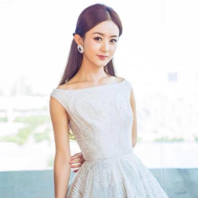 นางเอกจีน แพง ที่สุด ค่าตัว_Zhao-Li-Ying-1