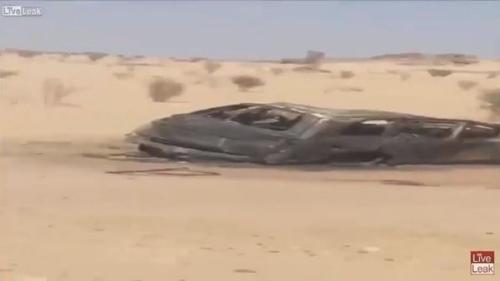 รถชน เล่น โซเชียล เสียชีวิต_carcrash3